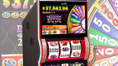 New Slot Machine Diamond Jewel