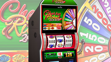 new slot machine Cherry Riches